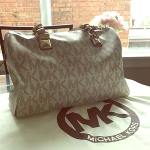 "Michael Kors ""Speedy"" bag"